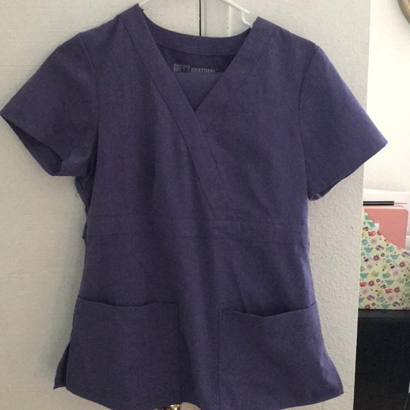 Greys Anatomy Other Small Nursing Scrubs Poshmark